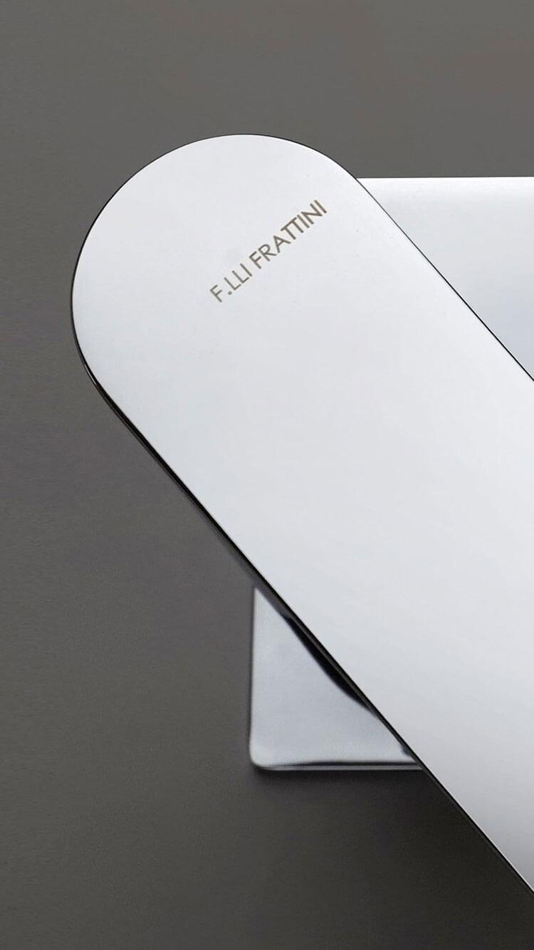 Rubinetteria Fratelli Frattini Catalogo.F Lli Frattini Rubinetterie Design Italiano Dal 1958